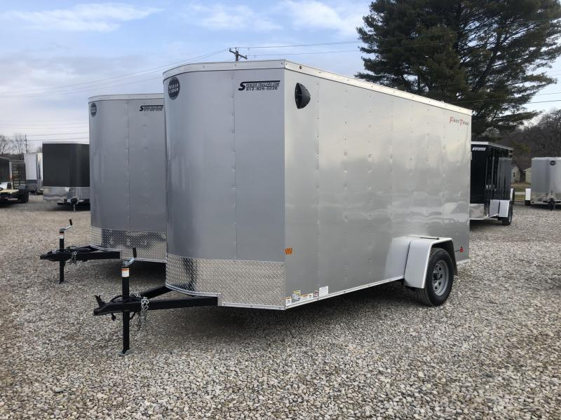 2020 6x12 Wells Cargo FastTrac Enclosed Trailer. 00630
