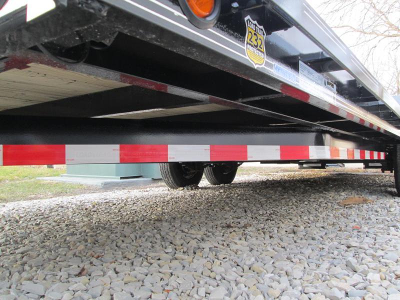 "2020 18'+2'x102"" 10K Load Trail Equipment Trailer. 97295"