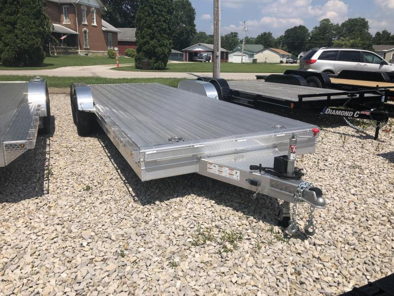 2019 20' 9.6k Featherlite Car Trailer. 151082