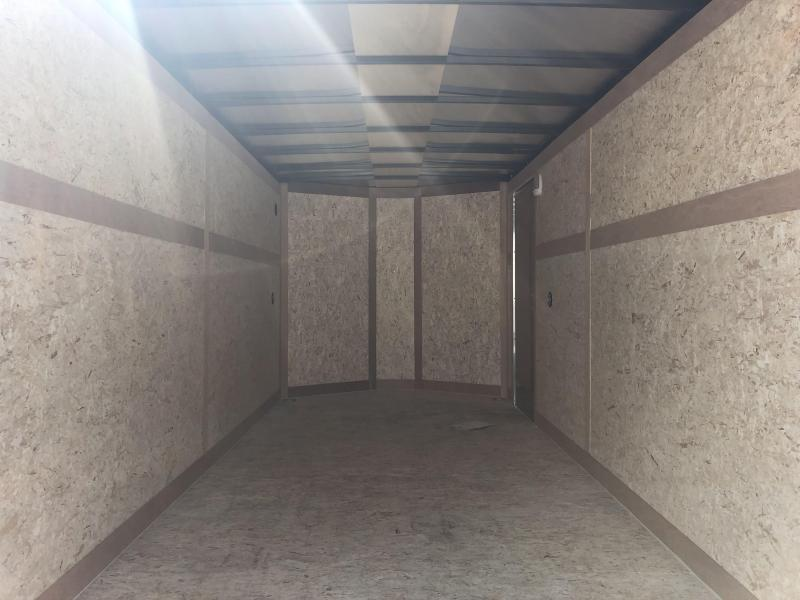 2020 7'x16' 7k Wells Cargo Fast Trac Enclosed with extra height. 00013