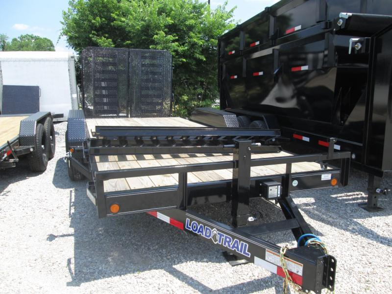 2019 16+2x83 14K Load Trail Equipment Trailer. 86540