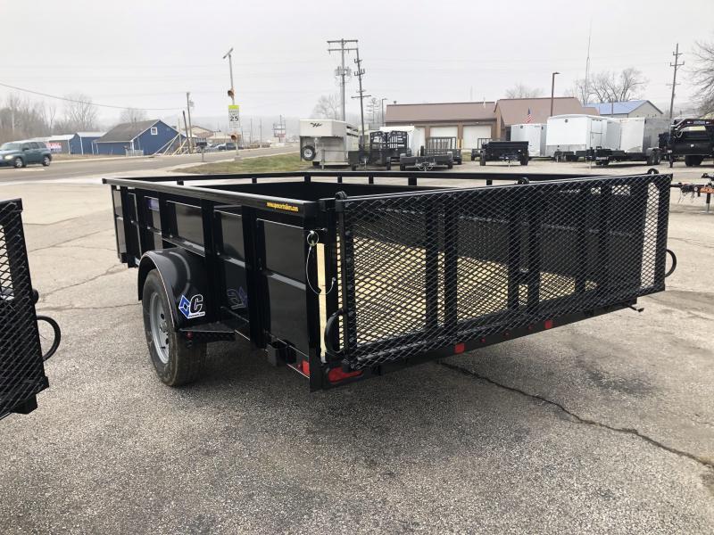 2020 12x77 Diamond C RBT Utility Trailer. 22995