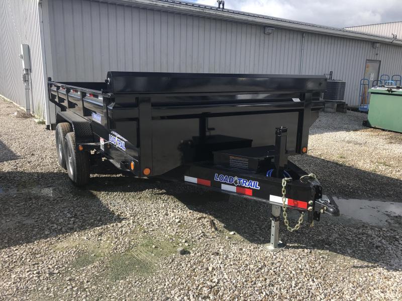 """2019 83""""x14' 14k Load Trail Dump. 89981"""