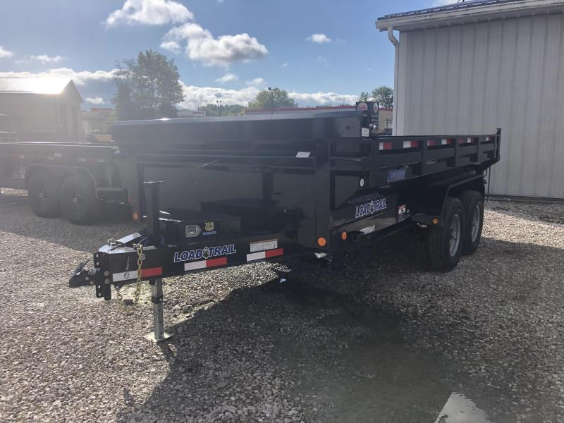 "2019 83""x14' 14k Load Trail Dump. 89981"