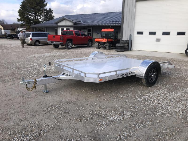 2020 7x12 Legend Tilt Utility Trailer 17765