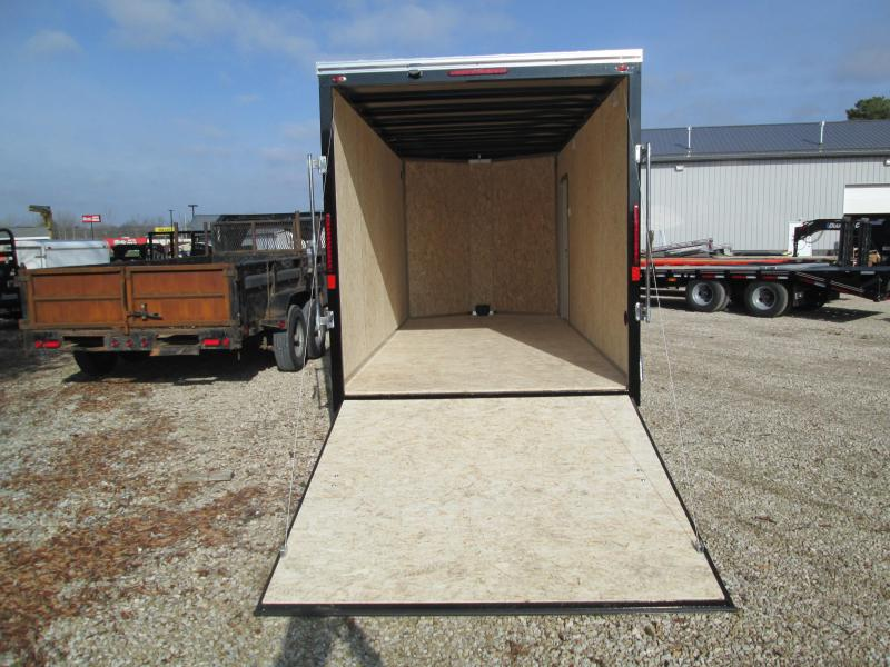 2021 Legend Manufacturing Cyclone Enclosed Cargo Trailer
