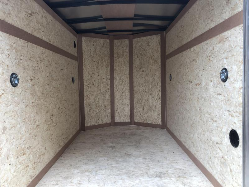 2020 5'x8' Wells Cargo Fast Trac Enclosed. 00349