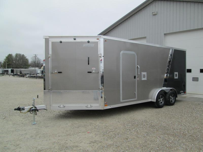 2020 Legend Trailers Explorer Enclosed Cargo Trailer
