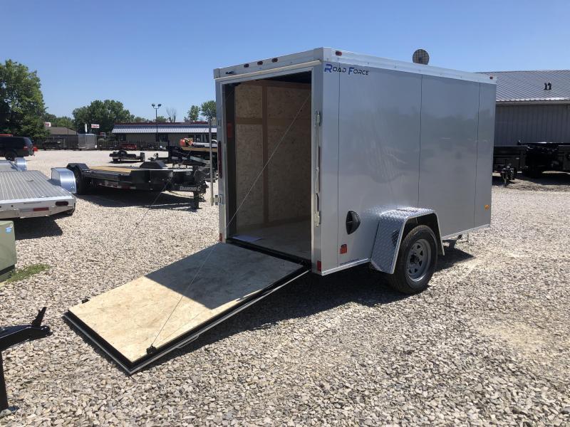 2019 5x10 Wells Cargo Extra Tall  RFV510 Enclosed Cargo Trailer