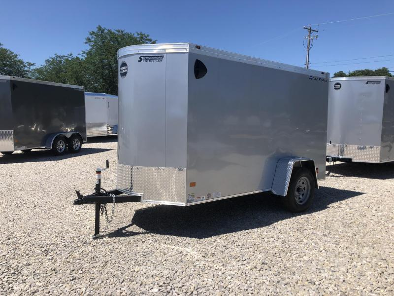 2019 5x10 Wells Cargo Extra Tall  RFV510 Enclosed Cargo Trailer