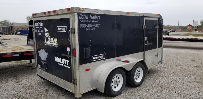 2001 Haulmark 2XL Enclosed Cargo Trailer