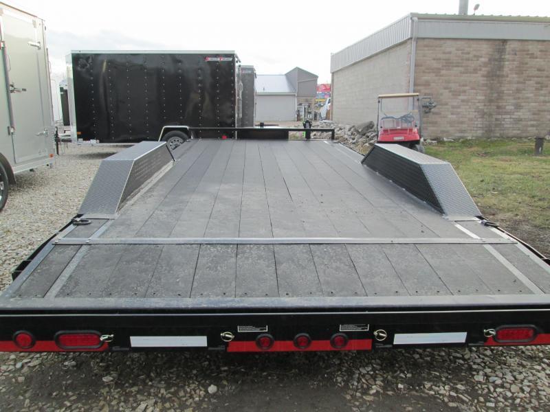 "2020 18'+2'x102"" 10K Load Trail Equipment Trailer. 97386"