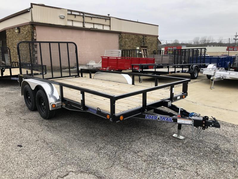 2020 83x14 7k Load Trail Utility Trailer. 96561