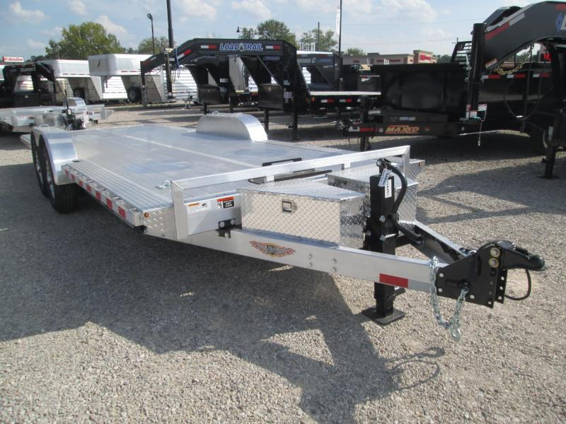 2020 22x82 14K H and H Speedloader Car Trailer. 28901