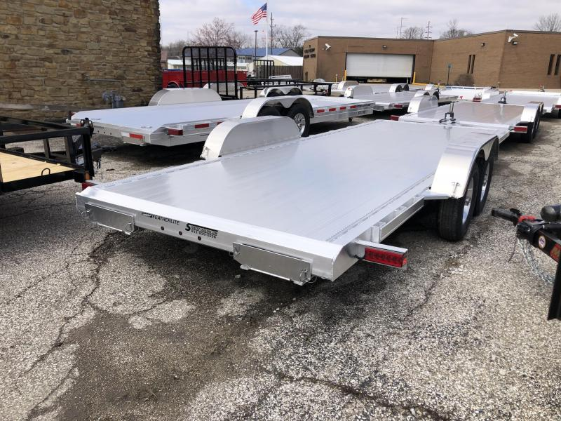 2020 Featherlite 3182 Car / Racing Trailer. 53819