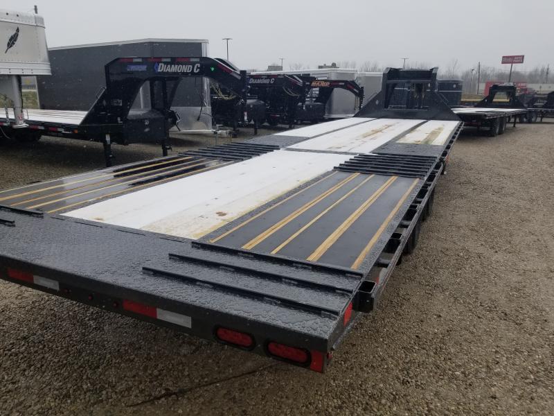 2020 FMAX 212HDT 20'+12'x102 12 Foot Hydraulic Dove Tail