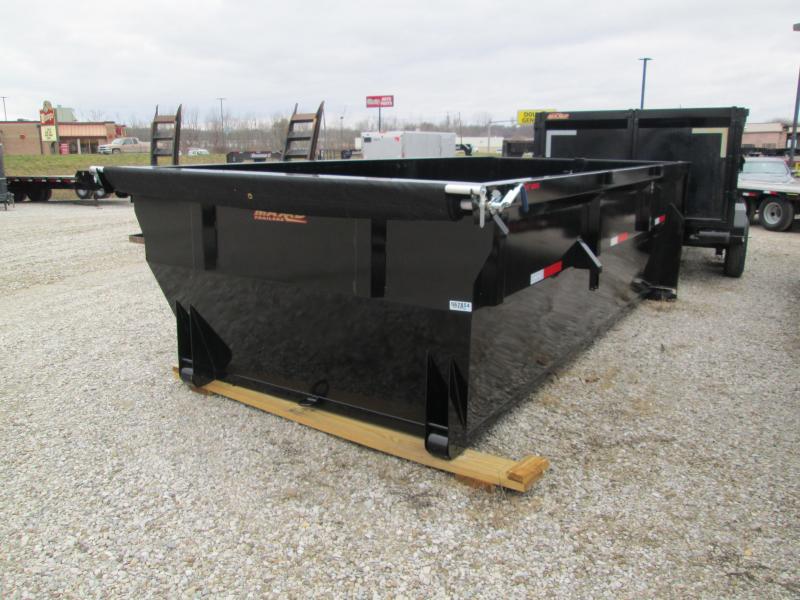 2020 16' MAXXD Roll Off Dump Bin. 67854