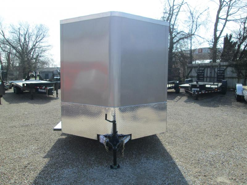 2021 Legend Manufacturing Cyclone Enclosed Cargo Trailer