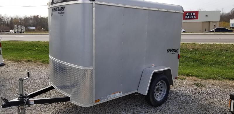 2015 Homesteader 508cCS Enclosed Cargo Trailer