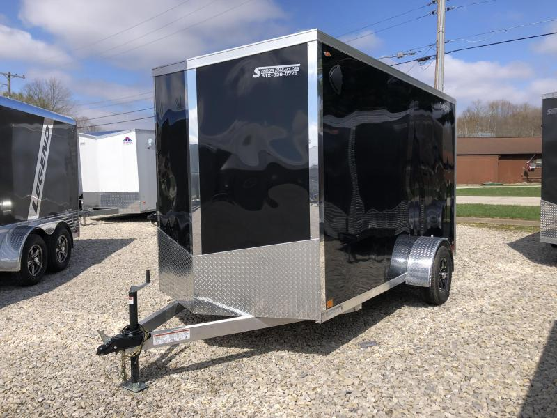 2020 Legend Manufacturing Explorer Enclosed Cargo Trailer