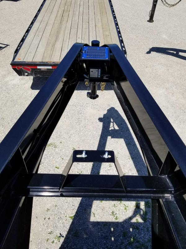 "2019 FMAX 212MR 40'x102"" 25.9K Diamond C Engineered Beam Equipment Trailer. 14507"