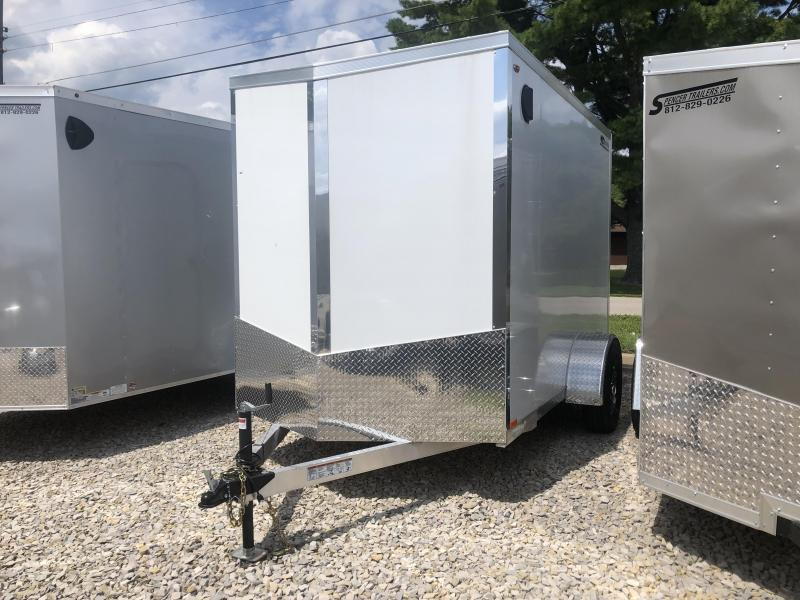 2019 Legend Explorer Enclosed Cargo Trailer 6x10 Plus V-nose  17791