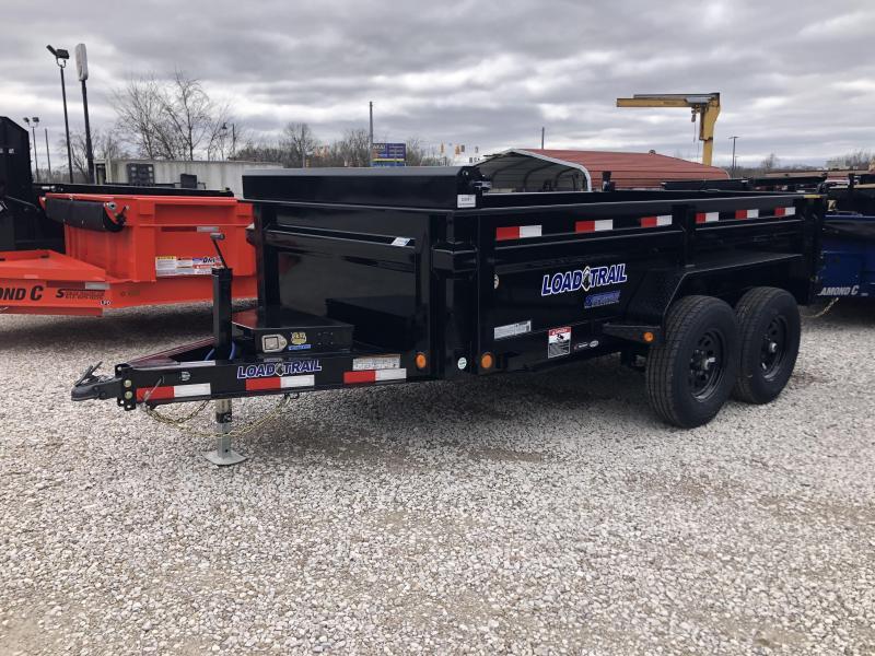 2020 72x12 10K Load Trail Dump Trailer. 02041