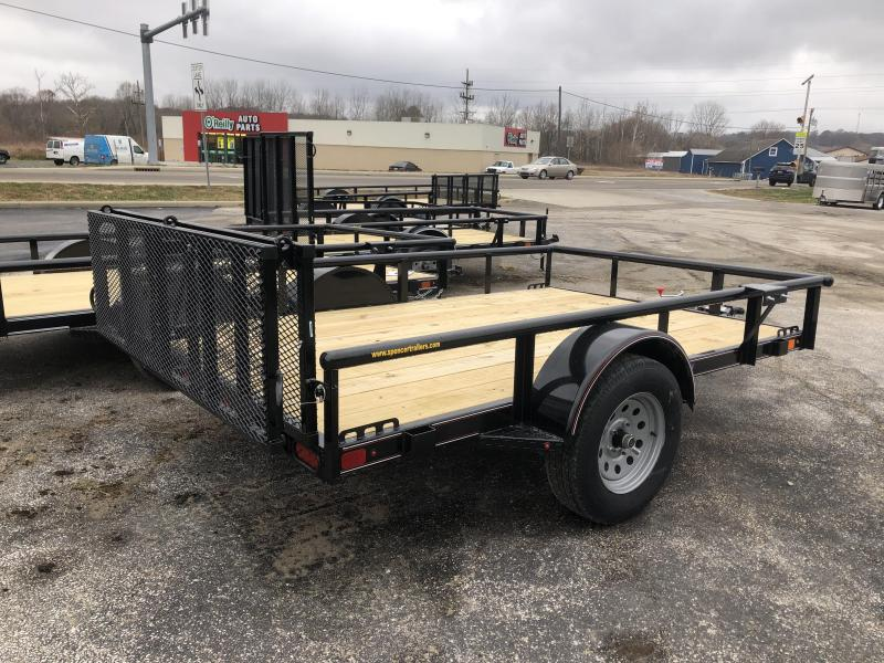 2020 10x77 Diamond C Utility Trailer. 20821