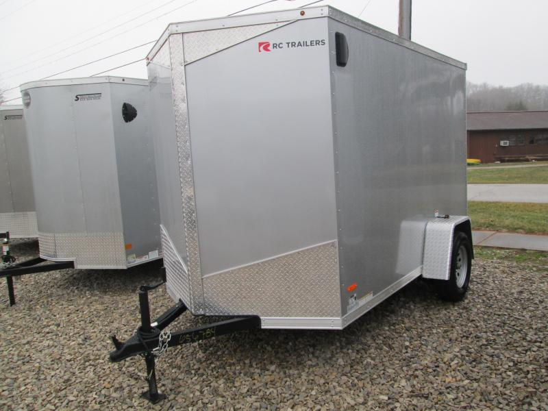 2020 6x10 RC Trailers Enclosed Trailer. 56784