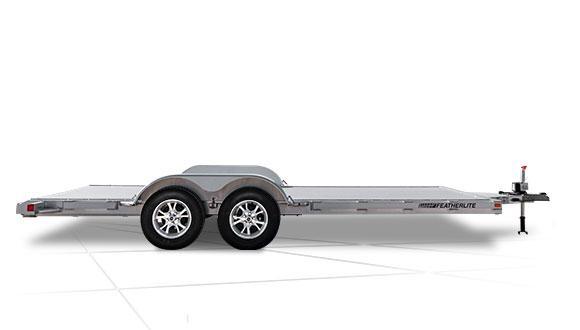 2020 18' Featherlite 3182 Car / Racing Trailer. 153813
