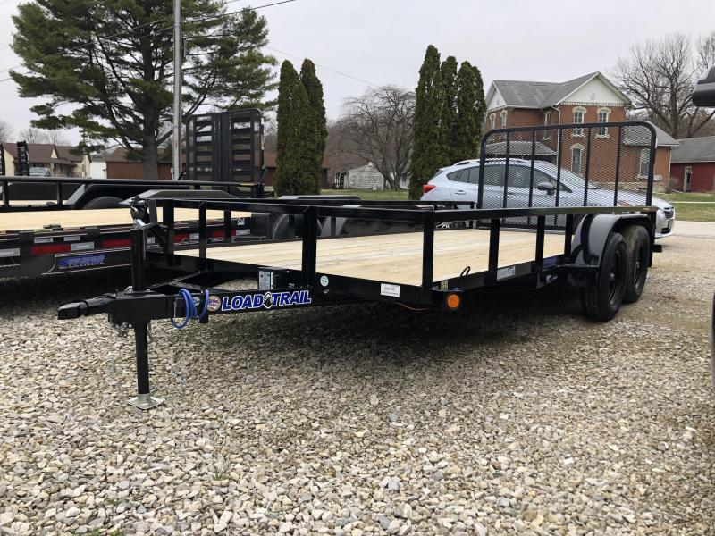 2020 83x16 7K Load Trail Utility Trailer. 00185