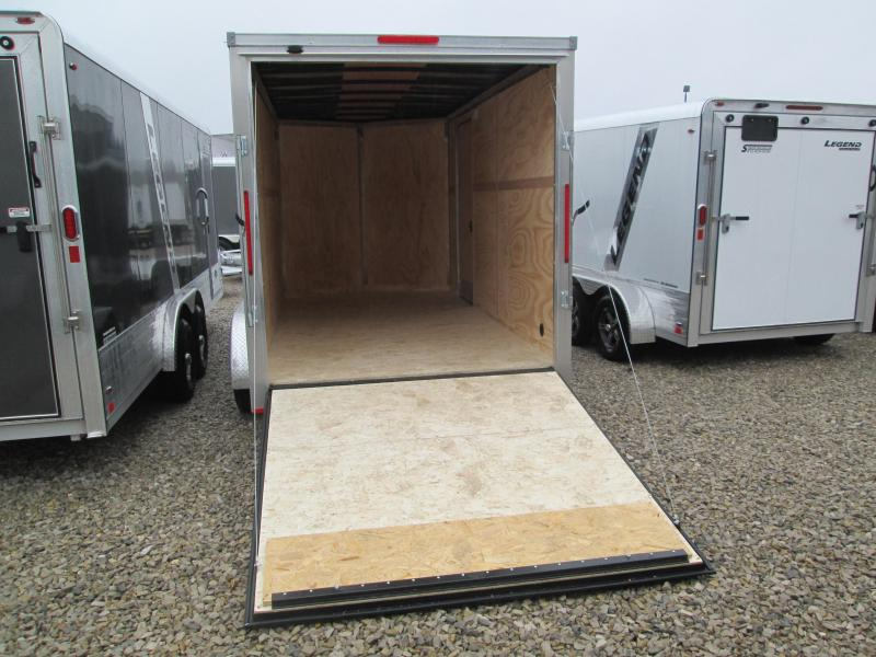 2020 7x14 7K RC Enclosed Cargo Trailer. 57209