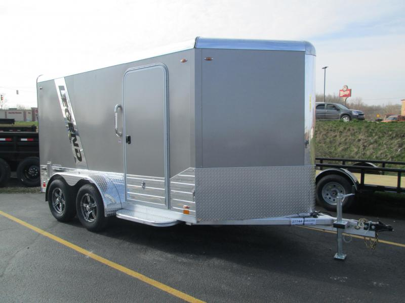 2021 Legend Manufacturing Deluxe V-Nose Enclosed Cargo Trailer