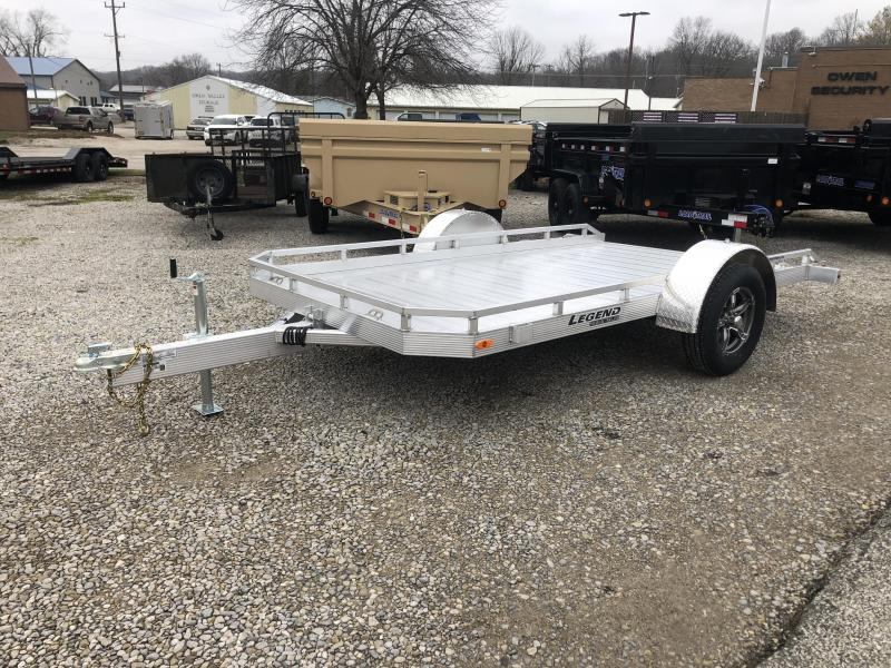 2020 7x12 Legend Utility Tilt Trailer. 17766