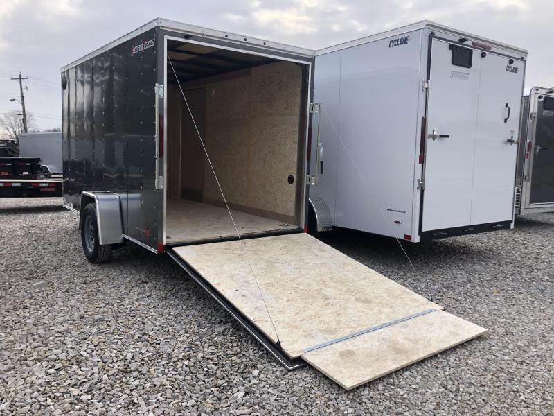 2020 6x12 Wells Cargo FastTrac Enclosed Trailer. 00629