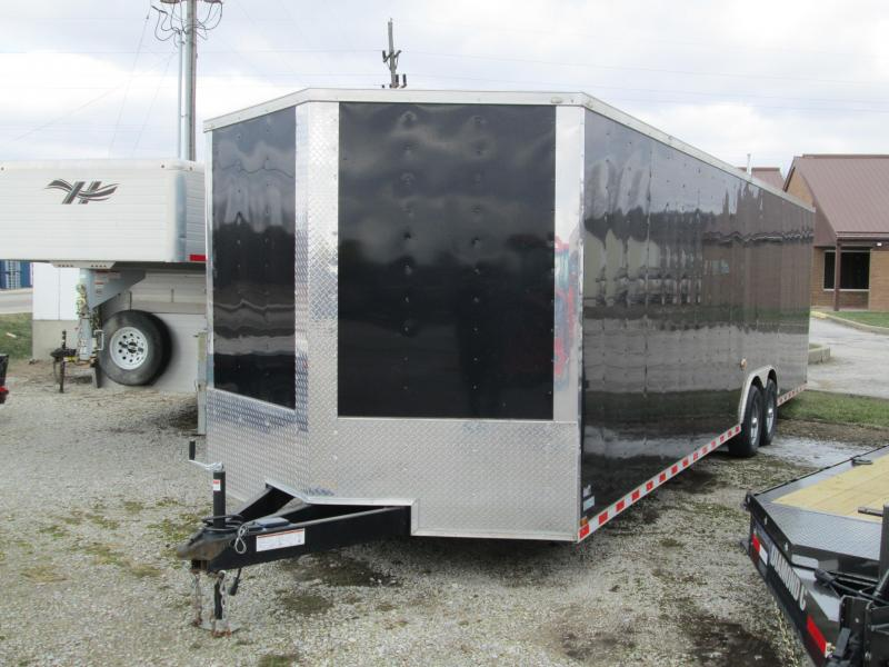 2019 Quality Cargo 8.5 Tandem Axle TA3 Enclosed Cargo Trailer