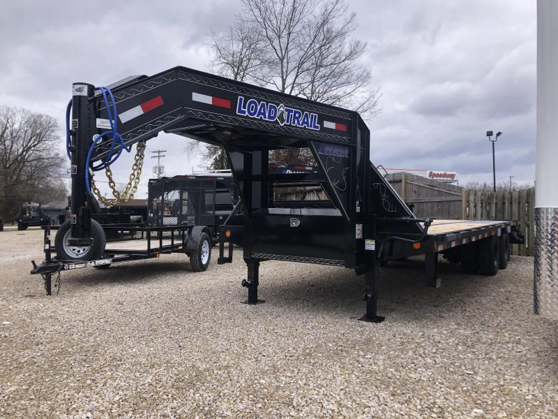 "2020 20'+5'x102"" 22K Load Trail Gooseneck Equipment Trailer. 00777"