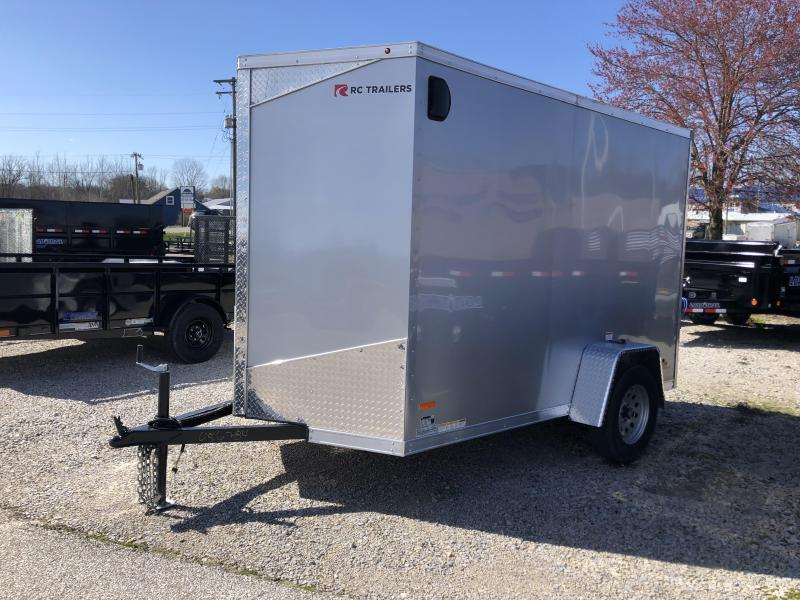2020 6x10 RC Enclosed Cargo Trailer. 56784