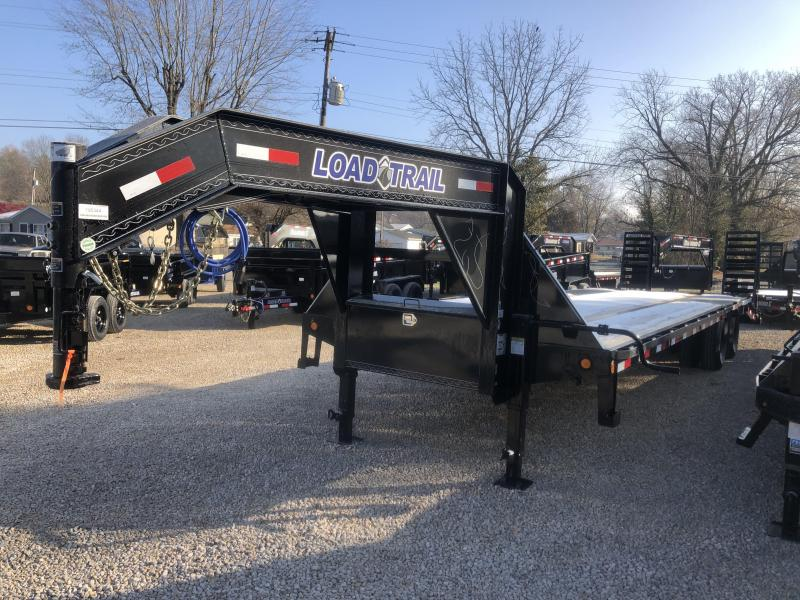 "2020 25'+5'x102"" 22K Load Trail Gooseneck Trailer. 95344"