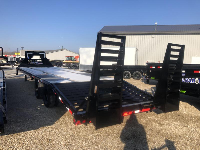 "2020 25'+5'x102"" 22K Load Trail Gooseneck Equipment Trailer. 95344"