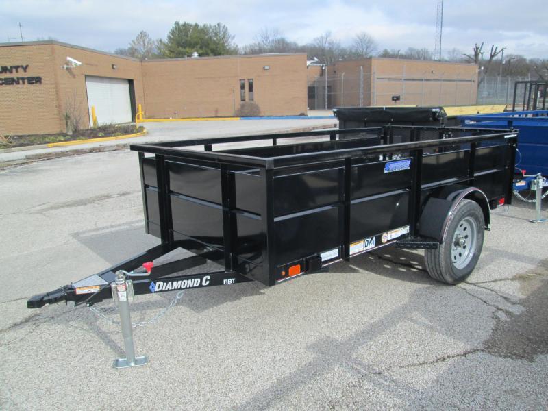 2020 10x60 RBT Diamond C Utility Trailer. 20926