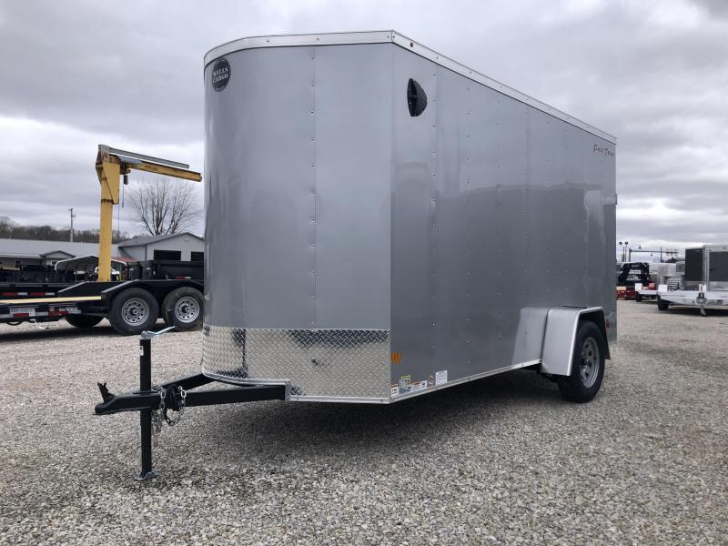 2020 6x12 Wells Cargo Enclosed Cargo Trailer. 00877