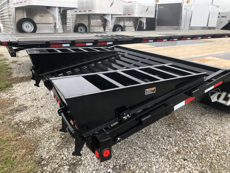 "2020 Load Trail 27'+5'x102"" 22K Gooseneck Equipment Trailer. 95343"