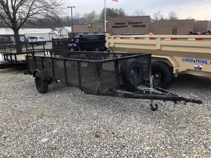 2001 Other 12' Utility Trailer