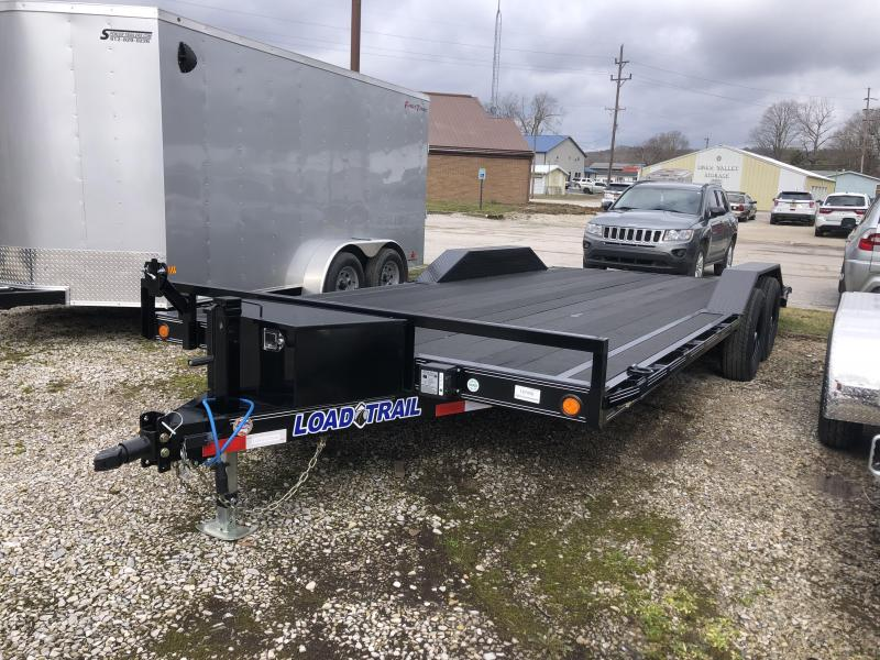 "2020 18'+2'x102"" 10K Load Trail Equipment Trailer. 97436"