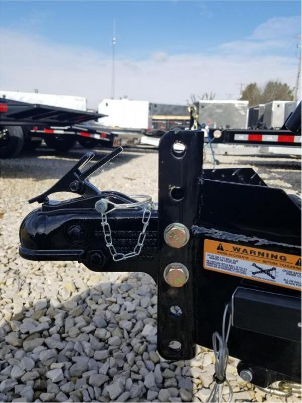 2020 22x82 14K Diamond C EQT207 Equipment Trailer. 24540
