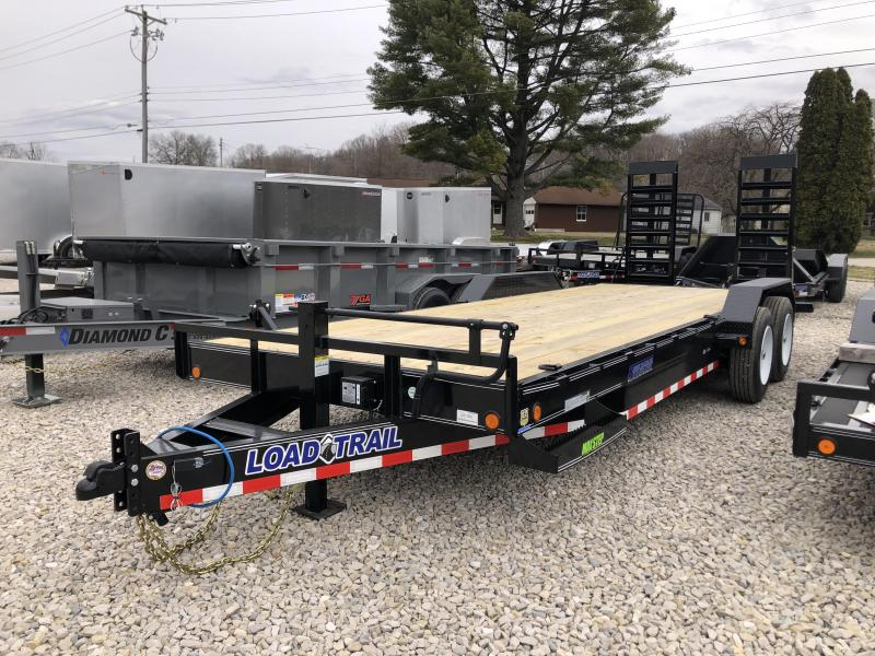 "2020 20'+2'x83"" 16K Load Trail Equipment Trailer. 01365"