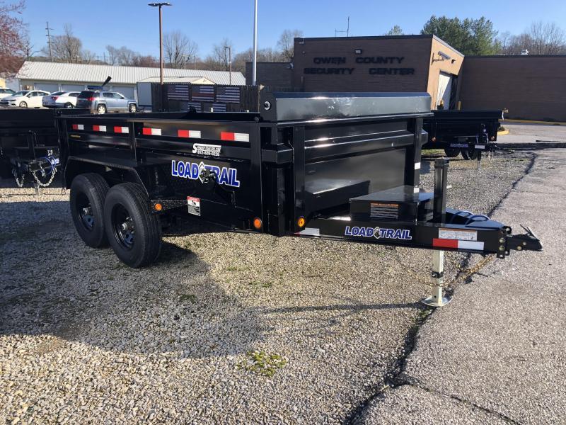 2020 72x12 10K Load Trail Dump Trailer. 01926