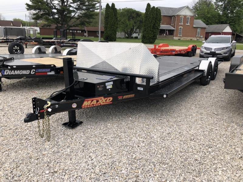 "2020 24'x80"" 10K MAXXD A6X Car / Racing Trailer. 71605"