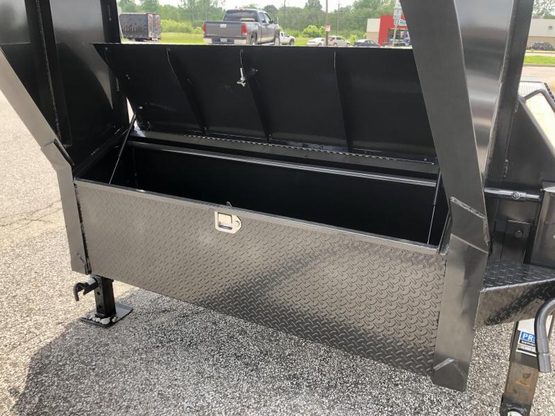 """2019 FMAX 207MR 30'x102"""" 15.5K Diamond C Engineered Beam Equipment Trailer. 13604"""